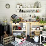 Gartenartikel und Heimwerkerbedarf
