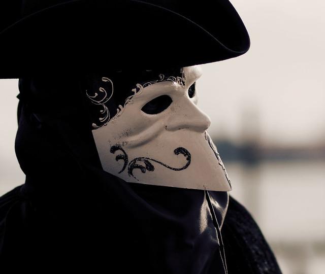 Masken für Theater