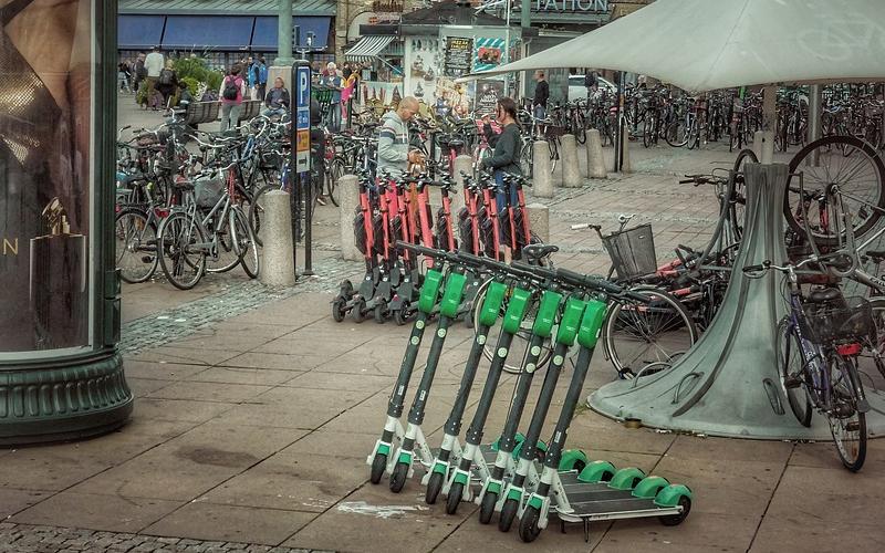 E-Scooter / Elektroroller Verleih in München