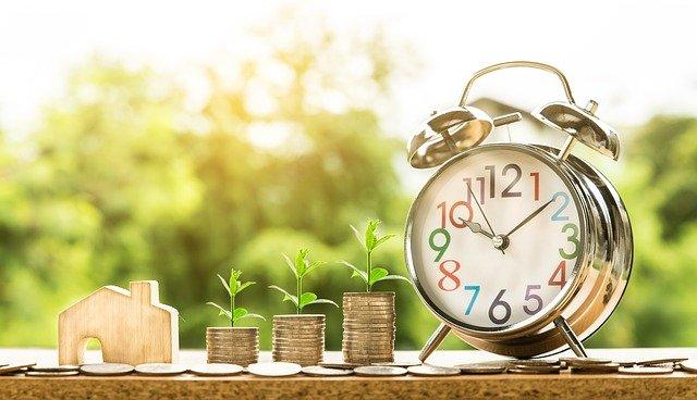 Geld - Zeit