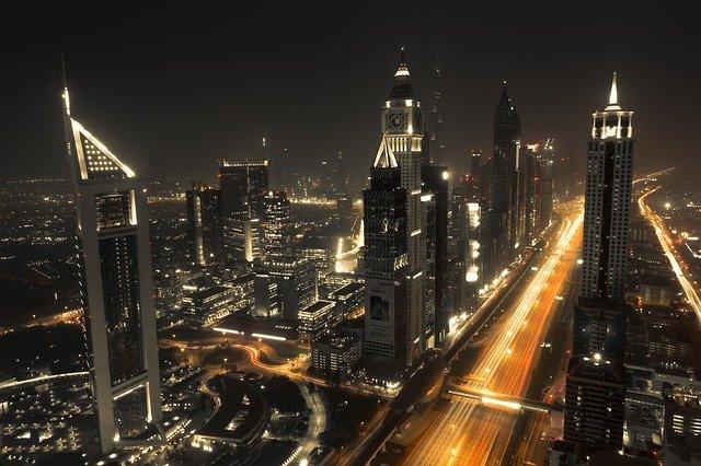Dubai Nacht