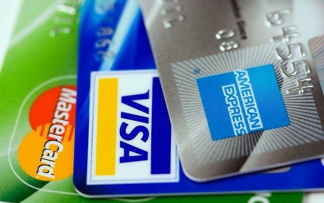 American VISA MasterCard