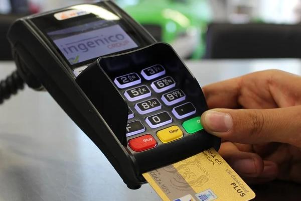 kreditkarte zahlen
