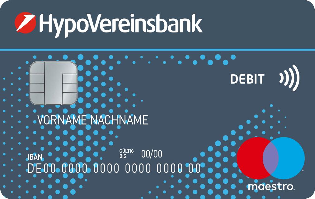 HVB Debitkarte