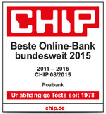 Postbank Chip Test