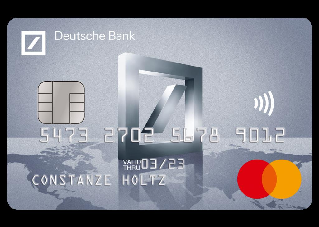 MasterCard Travel Deutsche Bank