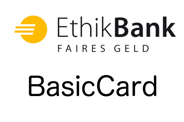 Basiccard der Ethikbank
