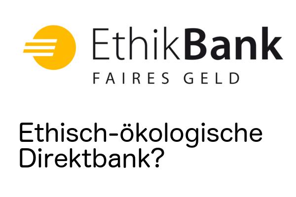 Ethikbank Vorstellung