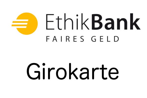 Girokarte Ethikbank